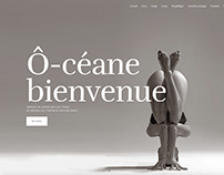 Ô-céane - Web Site