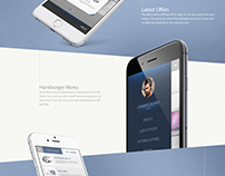 Various Mobile App designs