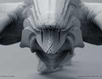 Alien Alligator