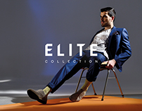 Elite Collection ● logo & web design