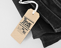Label: True Jeans