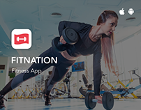 FitNation : Gym Training & Fitness App