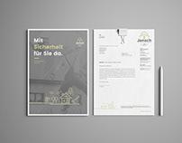 Jensch Sicherheitstechnik | Corporate Design