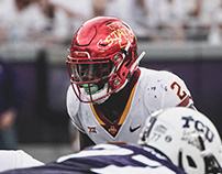 Cyclones v Horned Frogs. 9.29.18
