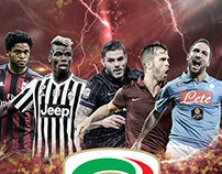 poster of italian Serie A