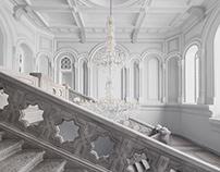 Caucasus University, architectural photography