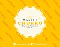 Master Churro | Branding