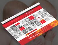 Banka krvi iz pupkovine Ana Rukavina - Website Design