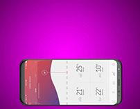 Horizontal Free Galaxy S8 Mockups