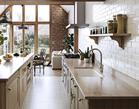 KITCHEN - MIX DESIGNS