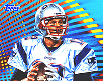 Topps Arcade x NFL Trading Cards | Series 1