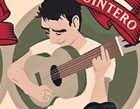 Afiche Caras y Caretas / Ilustración/Illustration