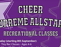 Cheer Supreme Allstars
