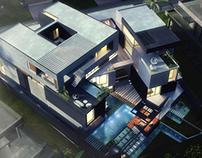 AL Bahrany Villa 1