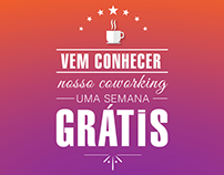 Campanha - Innova Coworking