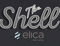 The shell hood for Elica