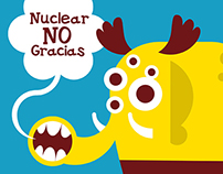 Greenpeace: Nuclears NO, thanks
