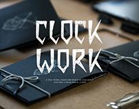 Clock Work // short comic story