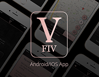 FIV Android and IOS App