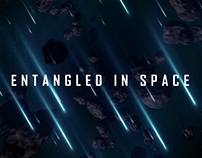 Entangled in space