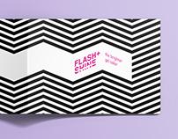 FLASH&SHINE brochure set • ITA&ENG