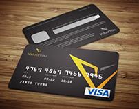 Credit Card Design - Virtualyou