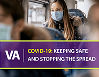 VA: Covid-19 Keeping Safe and Stopping the Spread