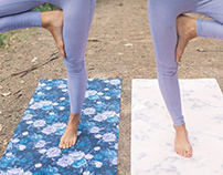 Yoga Towel: STARDUST