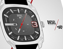 Watches Project - 03 Moments (DIESEL)