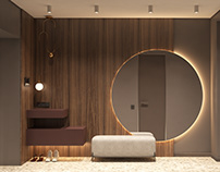Apartment for young couple HALLWAY+ WARDROBE