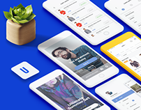Ultima E-commerce App Template
