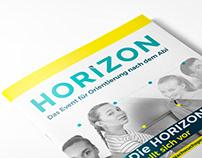 Horizon Broschüre | Editorial Design