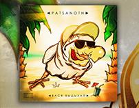 Patsanoth - Вася выдыхай (cover art)