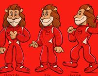 León Diseño de Personaje