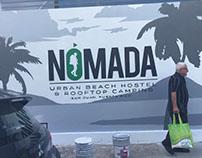 NOMADA hostel in Calle Loíza, Santurce, P.R.