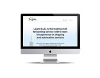 Legrin LLC - Website Design