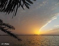 Siwa 2, Beautiful lakes in the desert