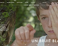 Webdesign / Film Editor Portfolio
