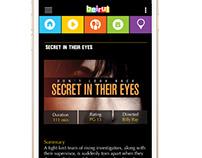Beirut App Redesign