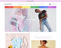 Peppermayo Online Website