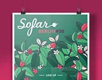 Sofar - sounds from a room - photography and posters