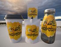 Tri Life Nutrition Corporate Identity