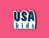 Branding USA Kids