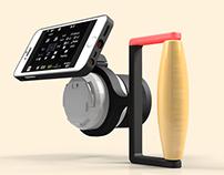 Olympus Air Camera grip concept