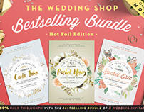 Bestselling Bundle -50% (limited time only)