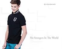 Giordano Banner Design