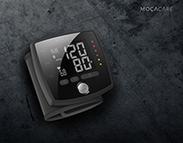 MOCACUFF Blood Pressure Monitor