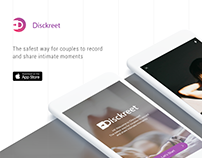 Disckreet App