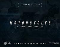 Venkon Motorcycles - Motorcycles Serie