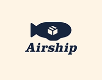 Airship - Postal Service Logo